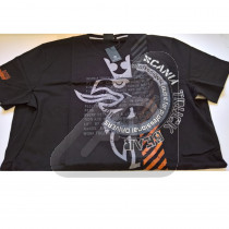 T-Shirt Black XXXL