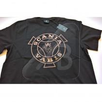 T-Shirt Black L VABIS