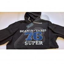 SWEATSHIRT VABIS SUPER BLACK XL