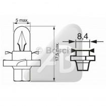 BX84D 12V 112W PURE LIGH